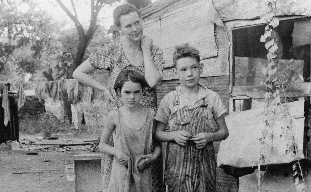 Ο Μίλτον Φρίντμαν και το κραχ του 1929 στην Αμερική