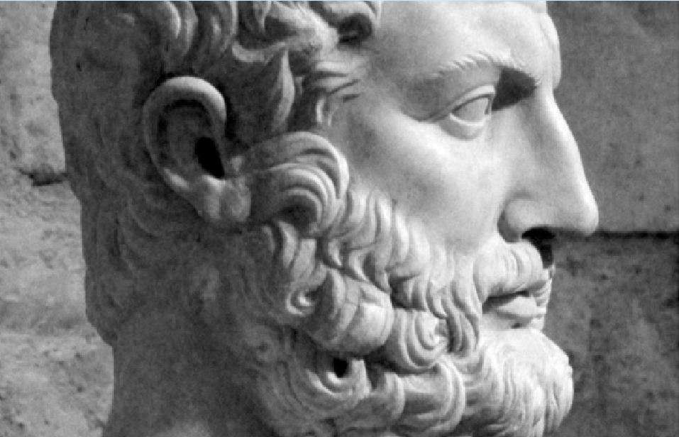 Ο Παρμενίδης ήταν αρχαίος Έλληνας φιλόσοφος.