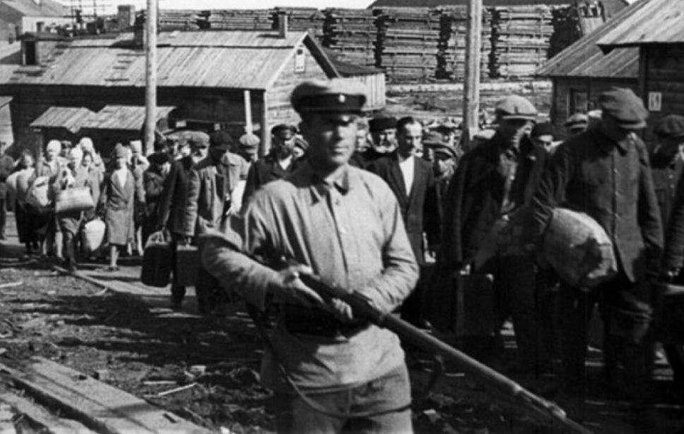 Τρομοκρατία και κοινωνία στην ΕΣΣΔ