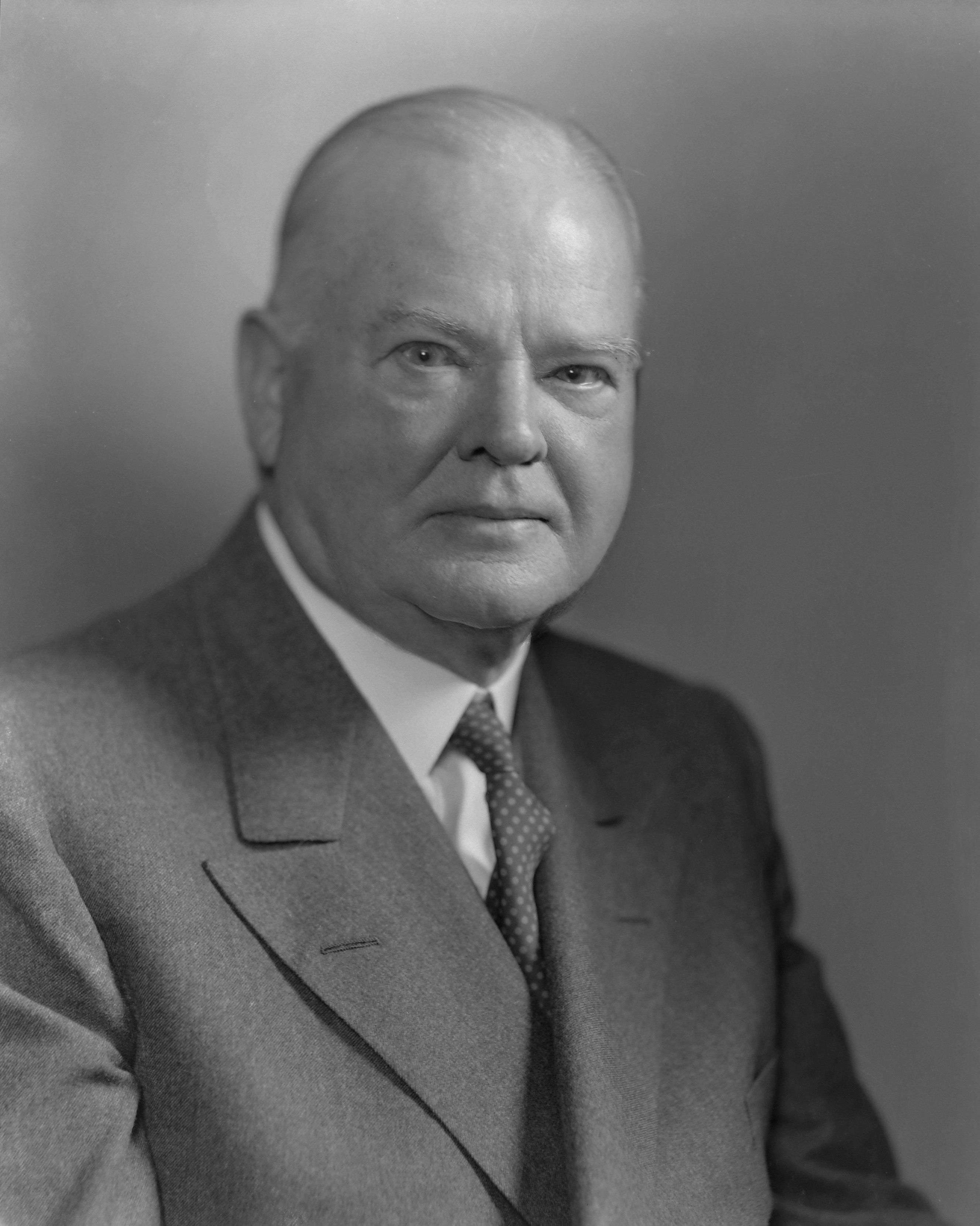 O Χέρμπερτ Χούβερ (Herbert Clark Hoover, 10 Αυγούστου 1874 - 20 Οκτωβρίου 1964) ήταν ο 31ος πρόεδρος των ΗΠΑ (1929-1933).
