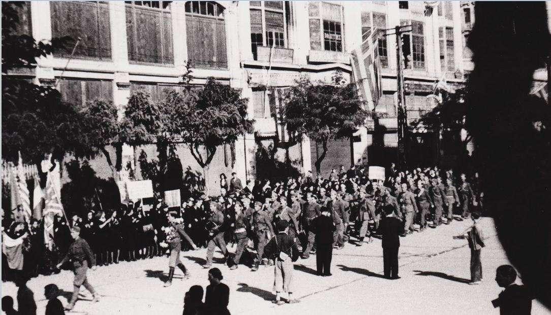 30 Οκτώβρη 1944: Η Θεσσαλονίκη απελευθερώνεται