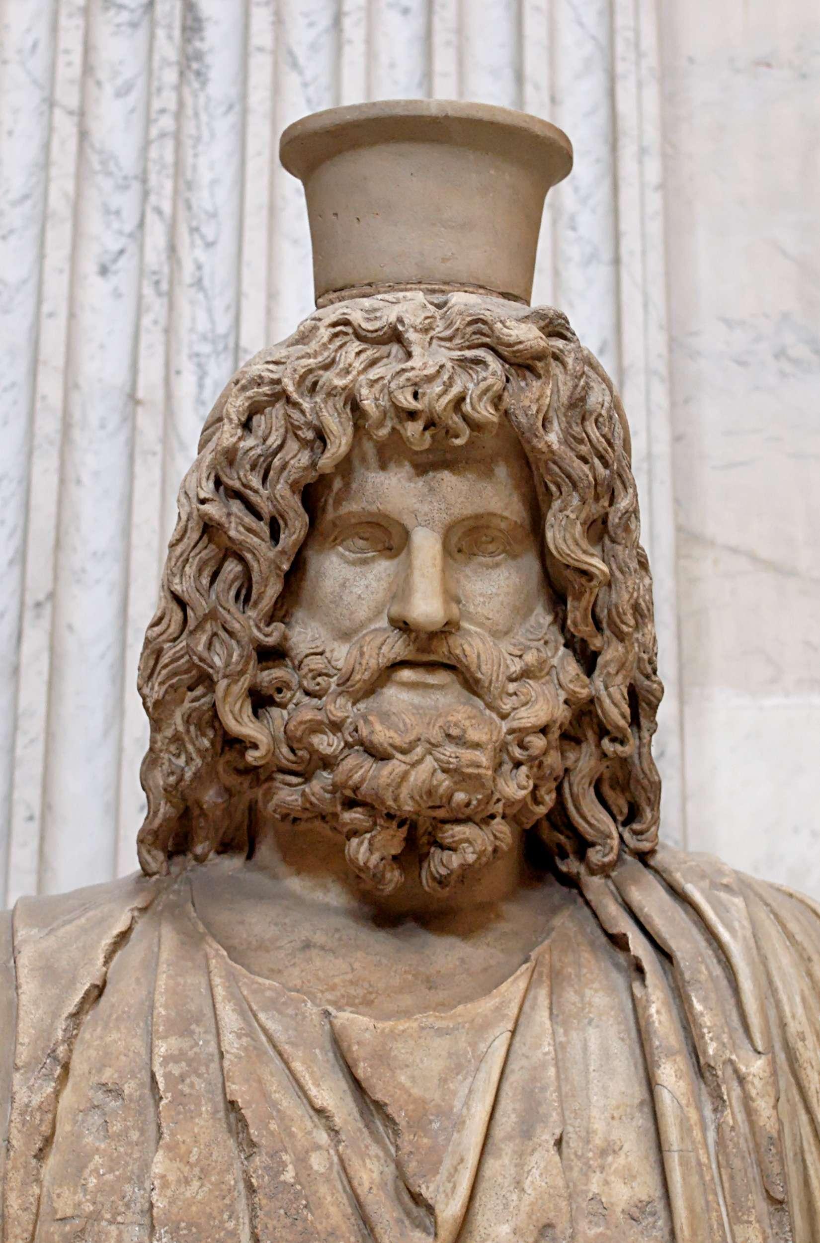 Ο Σέραπις, ή Σάραπις, ήταν ελληνο-αιγυπτιακός θεός της αρχαιότητας.