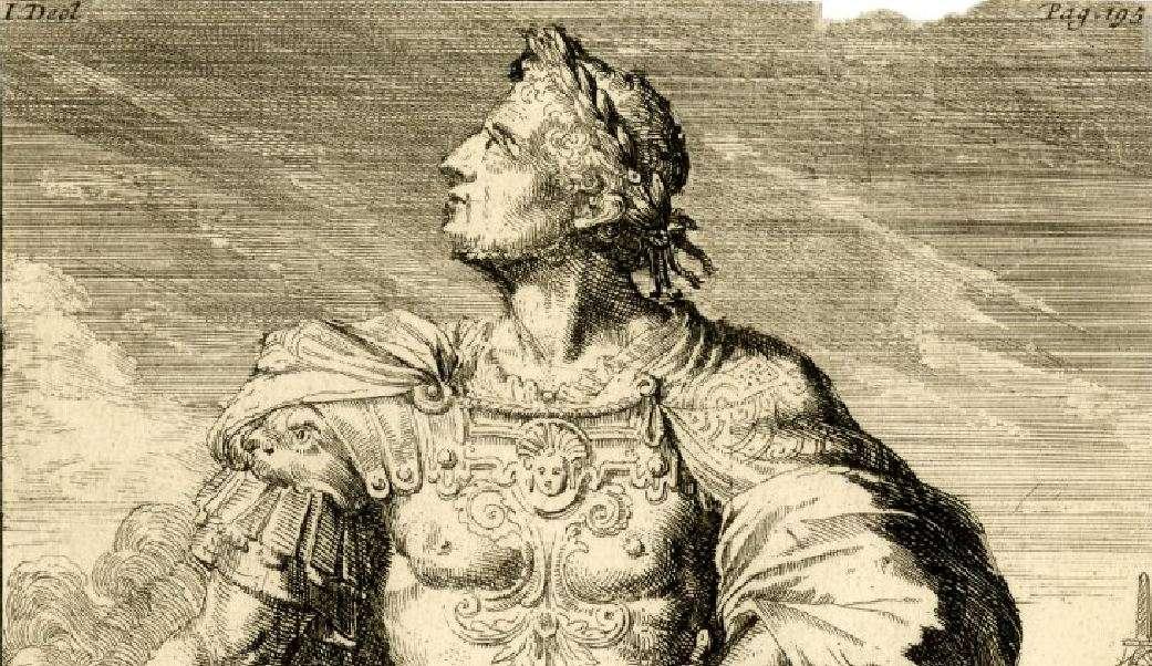 Ο αυτοκράτορας Ιουλιανός