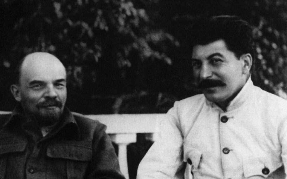 Λένιν και Στάλιν