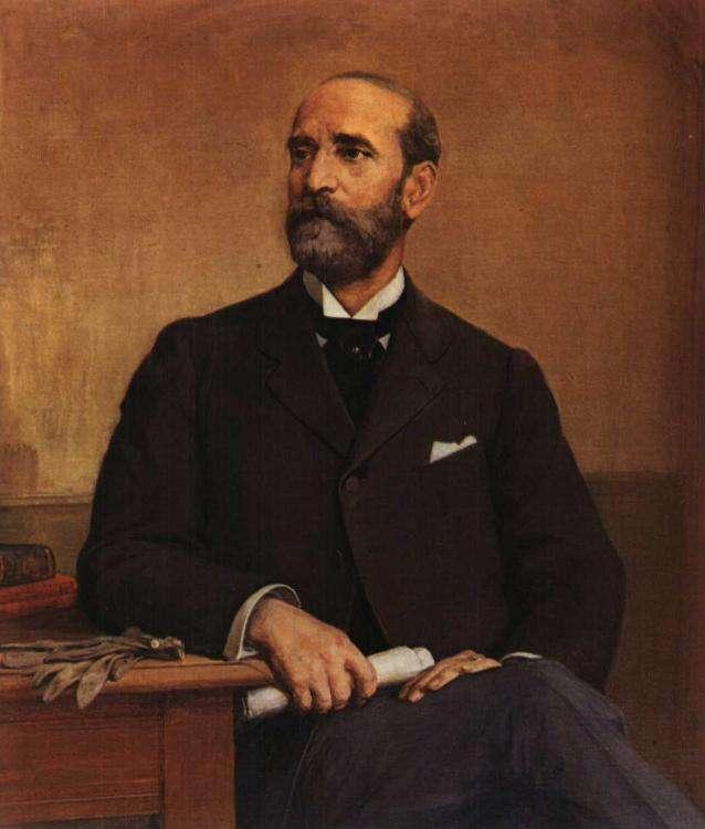 Ο Ανδρέας Συγγρός (πίνακας του Γεωργίου Ιακωβίδη).