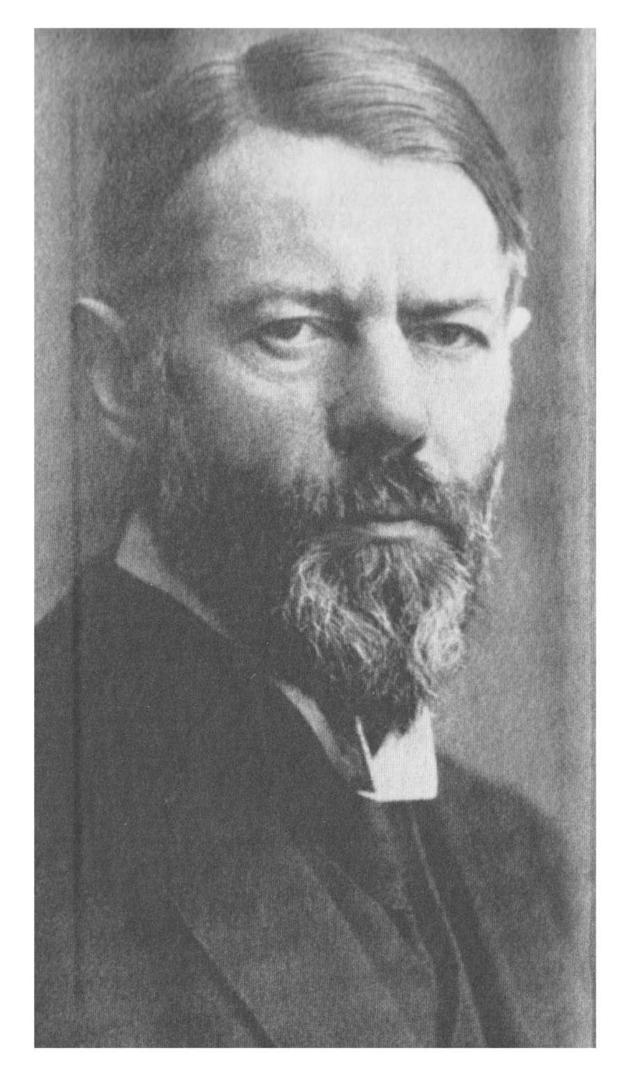 O Μαξιμίλιαν Καρλ Έμιλ Βέμπερ (Maximilian Karl Emil Max Weber, 21 Απριλίου 1864 – 14 Ιουνίου 1920) ήταν Γερμανός κοινωνιολόγος και πολιτικός οικονομολόγος, του οποίου οι ιδέες επηρέασαν την κοινωνική θεωρία, την κοινωνική έρευνα και το σύνολο της επιστήμης της κοινωνιολογίας.