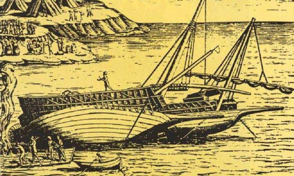 Άνταμ Σμιθ: Η ναυσιπλοΐα, το εμπόριο και η Μεσόγειος θάλασσα