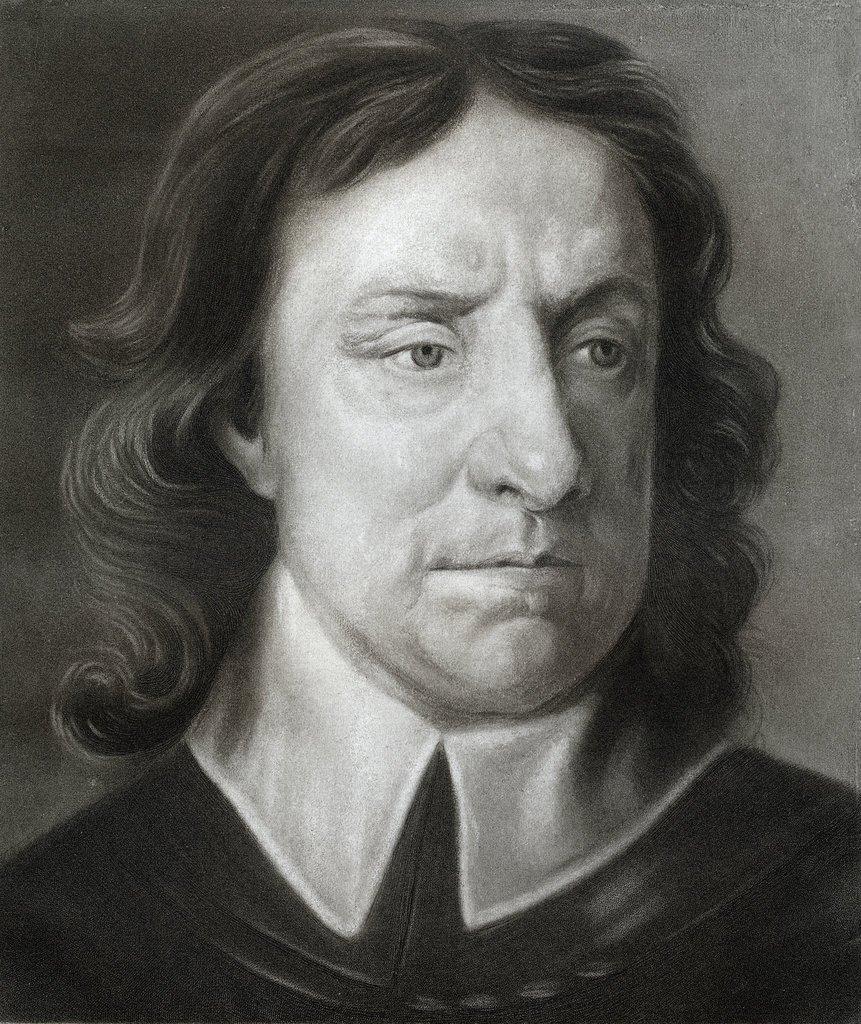 Ο Όλιβερ Κρόμγουελ (αγγλικά: Oliver Cromwell, 25 Απριλίου 1599 - 3 Σεπτεμβρίου 1658) ήταν Άγγλος στρατιωτικός και πολιτικός ηγέτης που ανέλαβε τα ηνία της Μεγάλης Βρετανίας κατά την περίοδο 1653-1658, ύστερα από την εκτέλεση του βασιλιά Καρόλου Α΄ της Αγγλίας και ύστερα από τον Αγγλικό Εμφύλιο Πόλεμο.