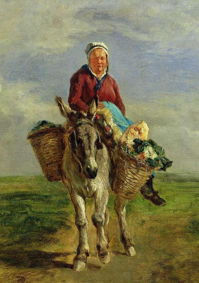 Πίνακας του Émile Constant.