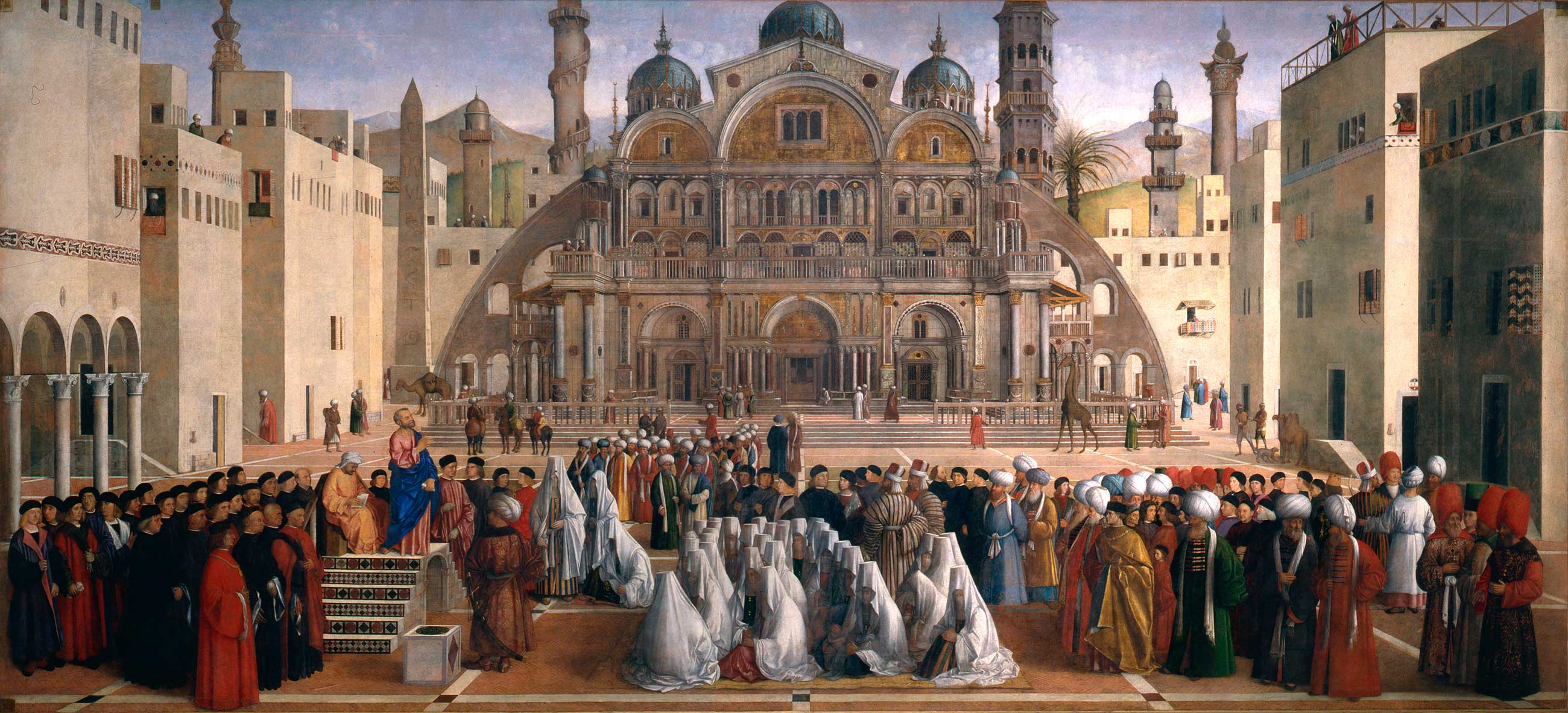 Κήρυγμα του Αγίου Μάρκου στην Αλεξάνδρεια