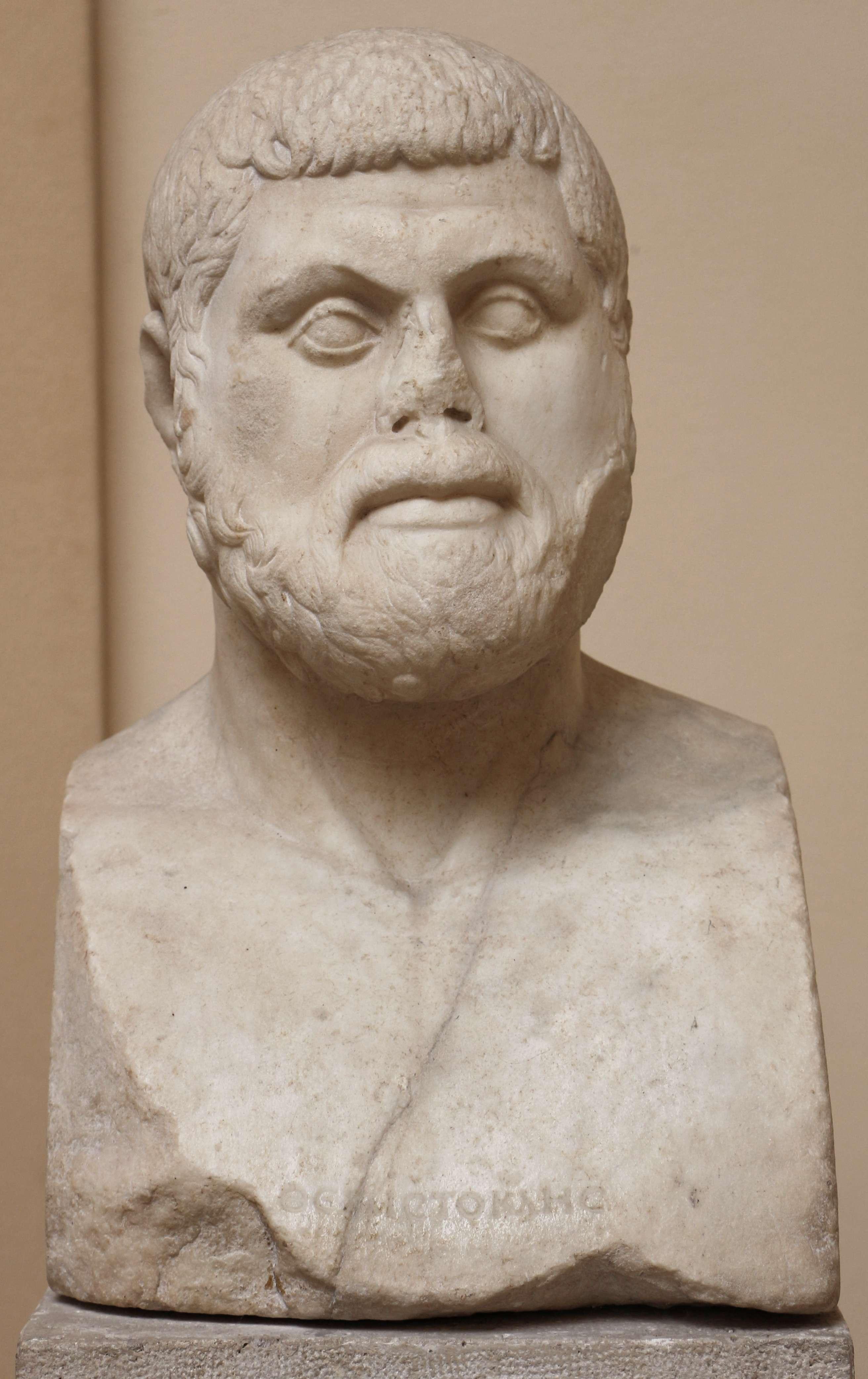 Ο Θεμιστοκλής του Νεοκλέους ο Φρεάριος (527 π.Χ. - 459 π.Χ.) ήταν αρχαίος Έλληνας πολιτικός και στρατηγός. Υπήρξε αρχηγός της δημοκρατικής παράταξης στην κλασική Αθήνα, έλαβε μέρος στη Μάχη του Μαραθώνα το 490 π.Χ. και στη Ναυμαχία του Αρτεμισίου το 480 π.Χ.