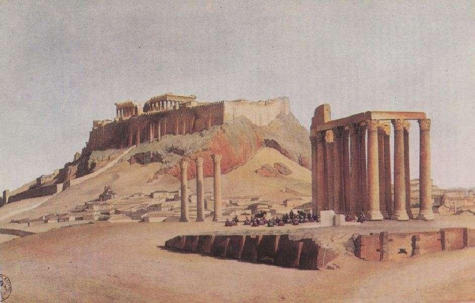 Η Αθήνα επί τουρκοκρατίας