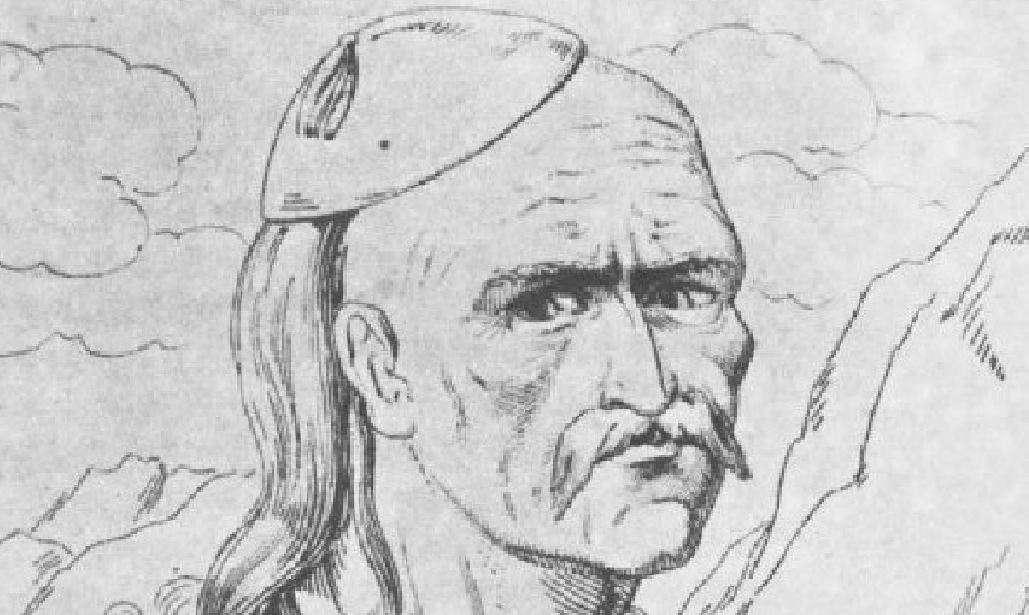 Ο Θεόδωρος Κολοκοτρώνης αυτοβιογραφούμενος