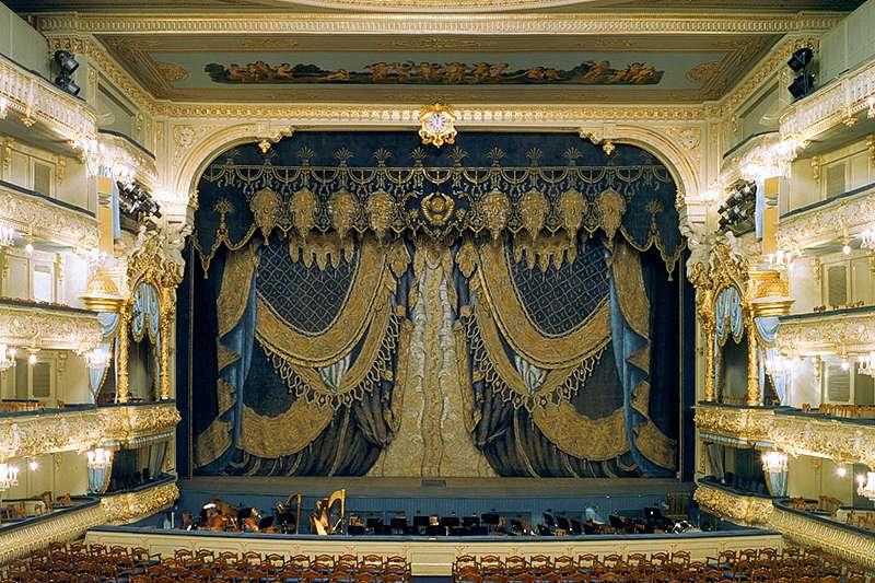 Το Ρωσικό θέατρο μέχρι τις αρχές του 20ου αιώνα