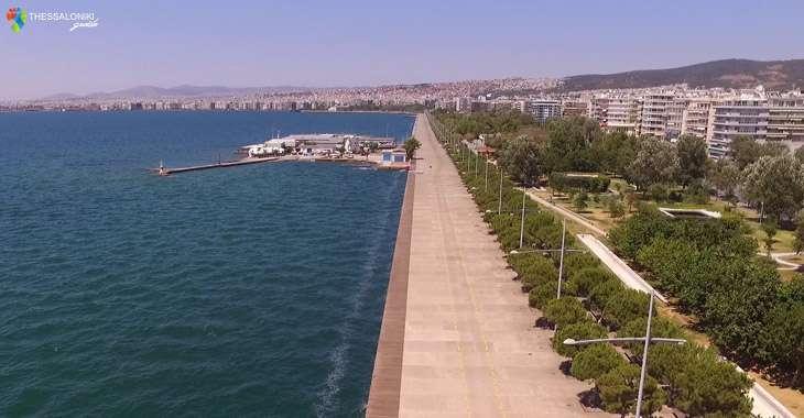 Θεσσαλονίκη: Δημιουργία παραλίας 40 χιλιομέτρων από το Καλοχώρι έως το Αγγελοχώρι
