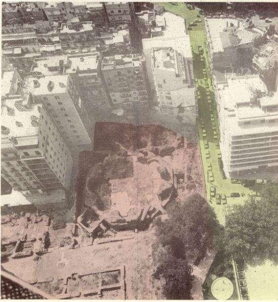 Δεν ήταν άλλωστε τυχαίο ότι ο καθηγητής ήταν από τους πρώτους που υπέγραψαν το κείμενο διαμαρτυρίας, με το οποίο καταγγέλλαμε τον κίνδυνο καταστροφής από την επιχειρούμενη τότε ανοικοδόμηση του ιστορικού Οκταγώνου του Γαλεριανού συγκροτήματος, στην πλατεία Ναβαρίνου της Θεσσαλονίκης!