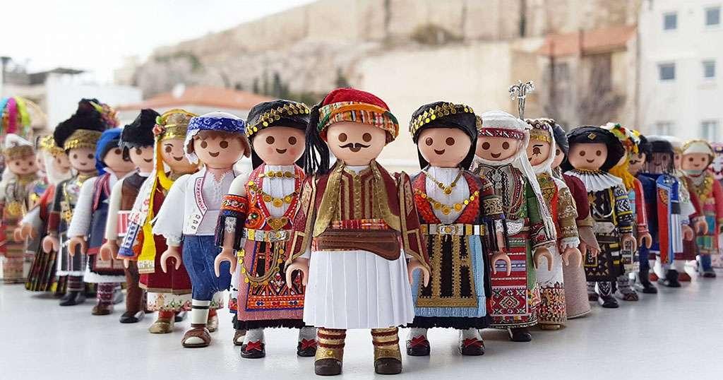 Η Αθήνα συγκροτήθηκε κυριολεκτικά αποστερώντας την υπόλοιπη Ελλάδα από μεγάλο μέρος του πληθυσμού της. Οι άνθρωποι που συνέρρευσαν για μια καλύτερη ζωή στην πρωτεύουσα, διωγμένοι από τα χωριά τους λόγω της εγκατάλειψης αυτών από το κράτος, έφεραν μαζί τους τις επί μέρους ταυτότητες των περιοχών τους.
