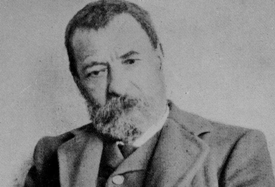 Αλέξανδρος Παπαδιαμάντης: Εξοχικὴ Λαμπρή (1890)