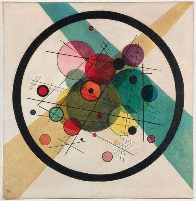 Βασίλι Καντίνσκι. Κύκλοι στον κύκλο, 1923.