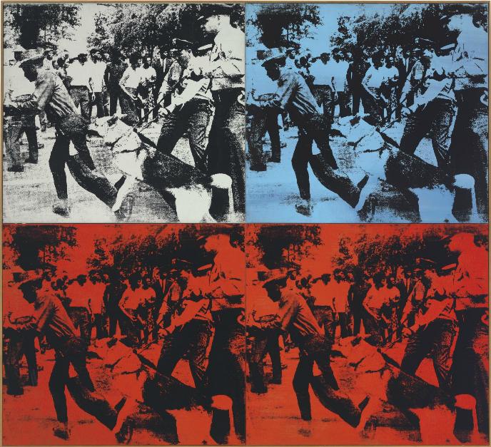 Άντι Γουόρχολ. Andy Warhol