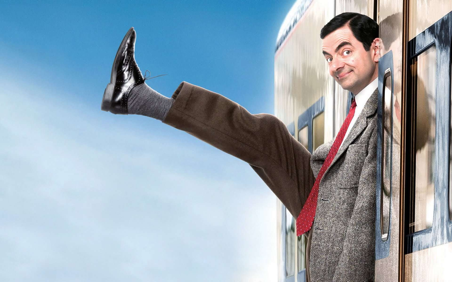Το Mr. Bean ήταν μια Βρετανική κωμική τηλεοπτική σειρά 15 ημίωρων επεισοδίων, στην οποία πρωταγωνιστούσε ο Ρόουαν Άτκινσον.