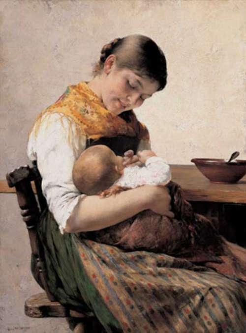 Η μάνα. Γιώργος Ιακωβίδης