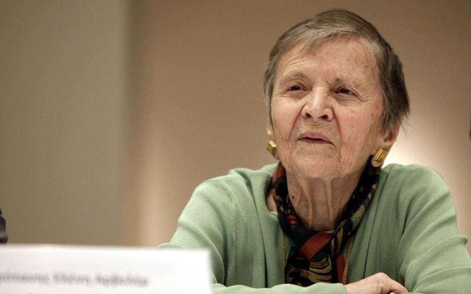 Ελένη Γλύκατζη-Αρβελέρ στην «Κ»: Αριστερός είναι αυτός που κάνει αριστερά πράγματα, όχι αυτός που λέει ότι είναι.