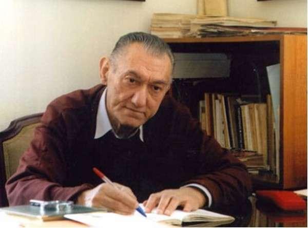 Ομιλία – ΓΙΩΡΓΟΣ ΚΑΦΤΑΝΤΖΗΣ (1920-1998)