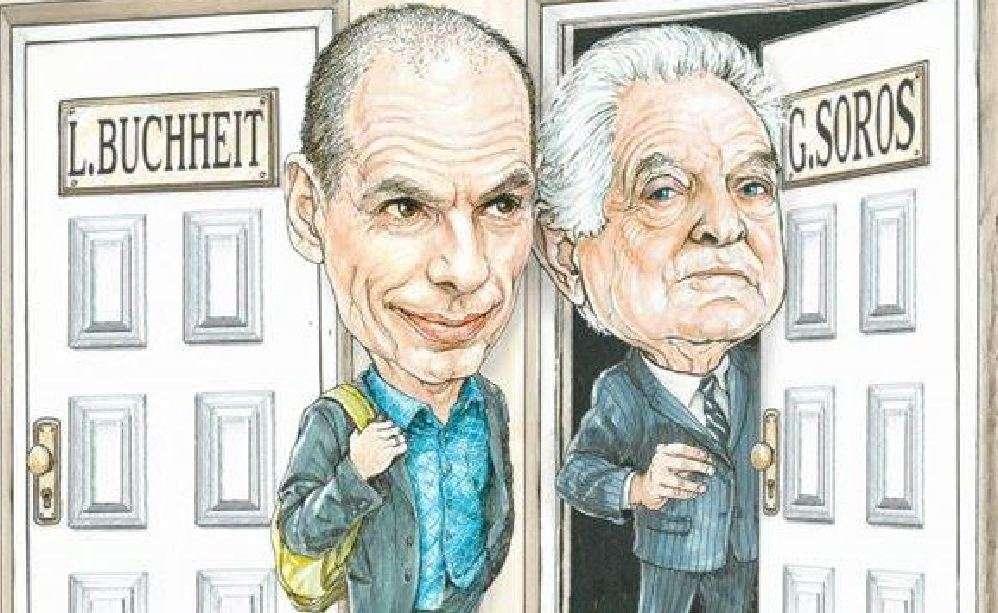 Ο Βαρουφάκης και η στρατηγική Σόρος στην Ελλάδα