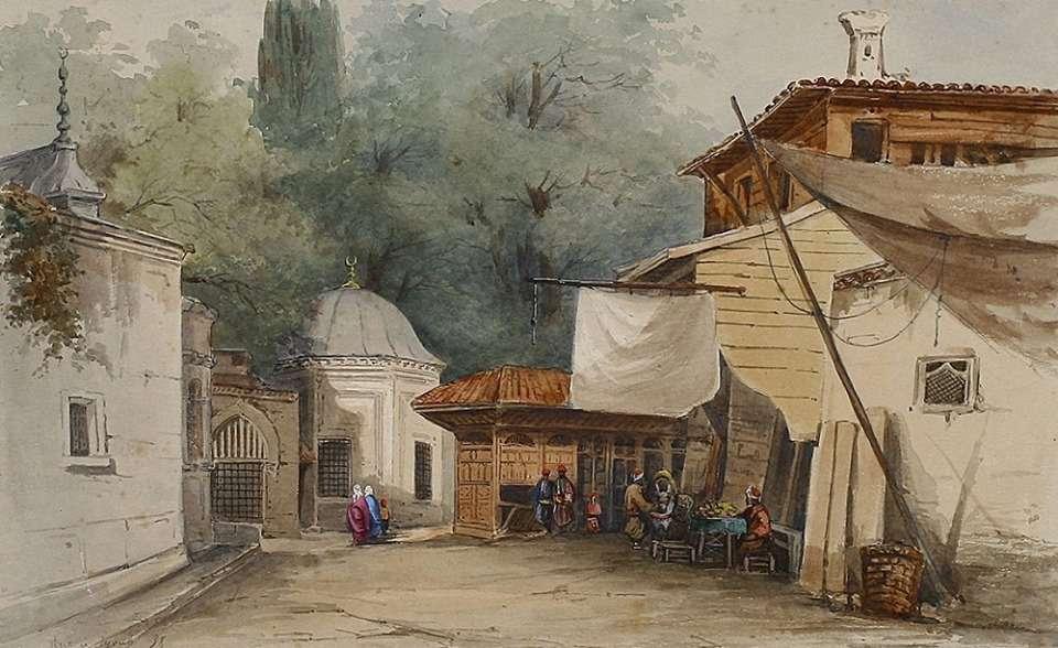 Κωνσταντινούπολη (19ος αιώνας)