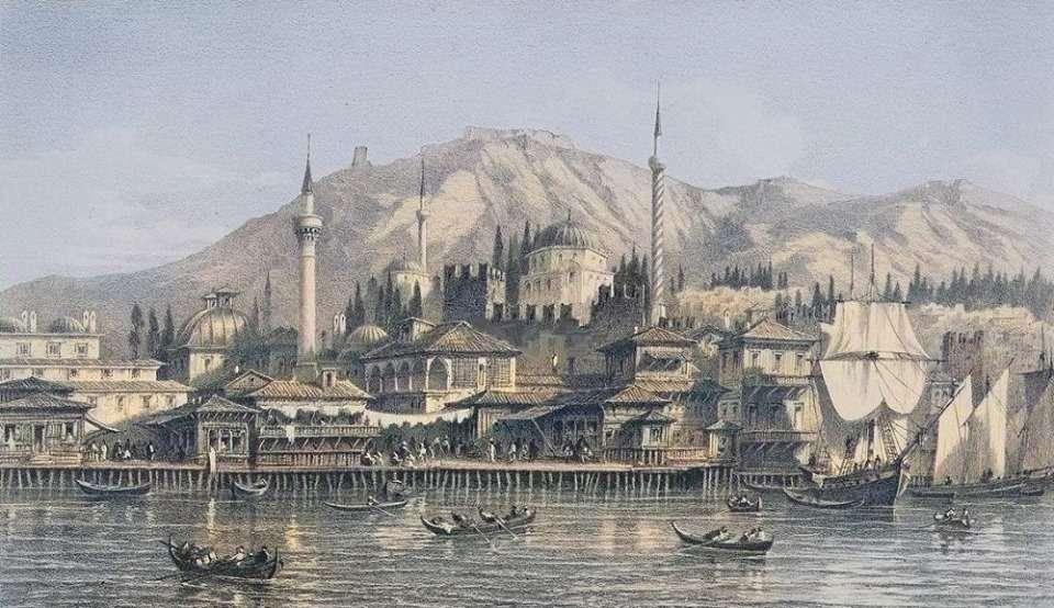 Σμύρνη. (19ος αιώνας)