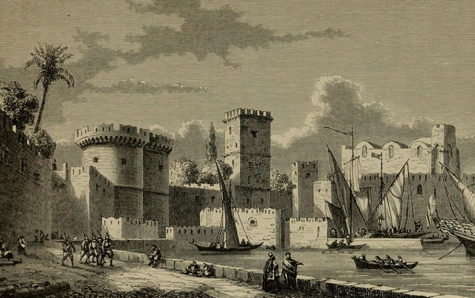 Ρόδος, 19ος αιώνας.