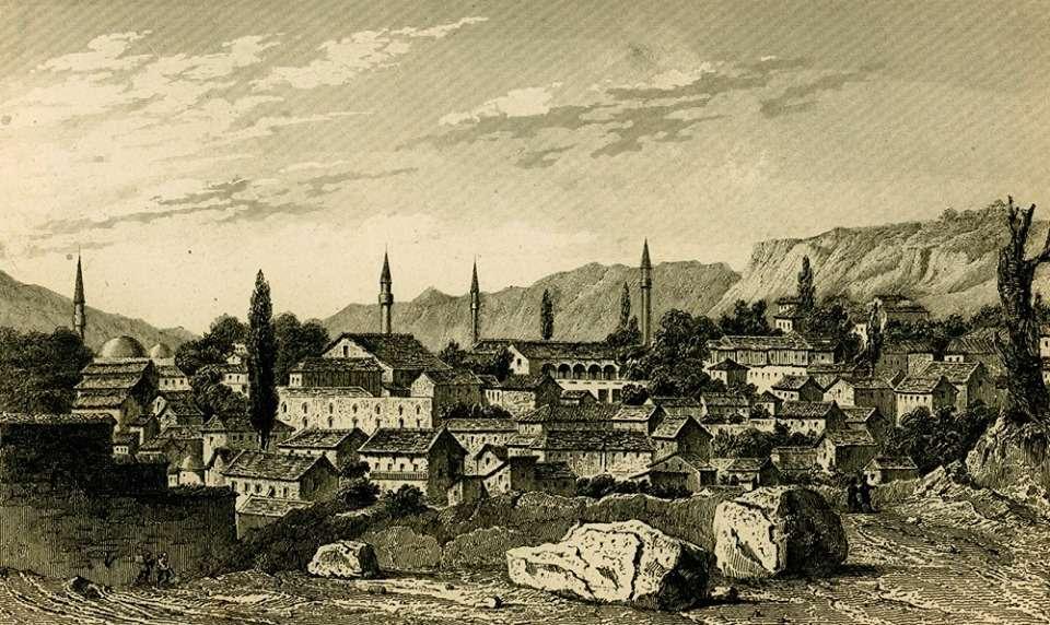 Το Αϊδίνιο ή Αϊδίνι (19ος αιώνας)