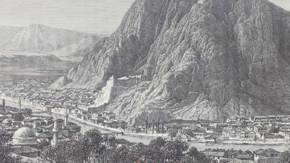 Η Αμάσσεια του Πόντου (19ος αιώνας)