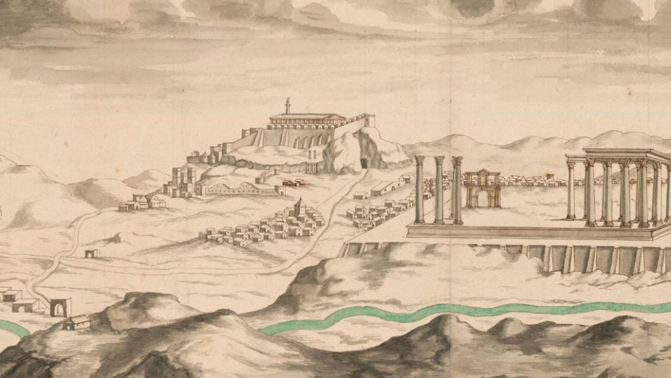 Αθήνα (17ος αιώνας)