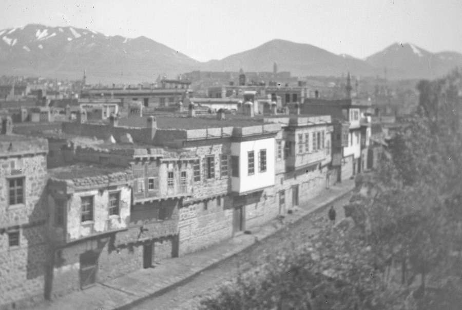 Το Ερζερούμ, ιστορικά γνωστό ως Θεοδοσιούπολη. 1891