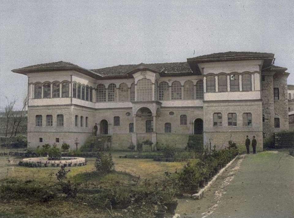 Οθωμανικό Γυμνάσιο στα Γιάννενα. (1890)