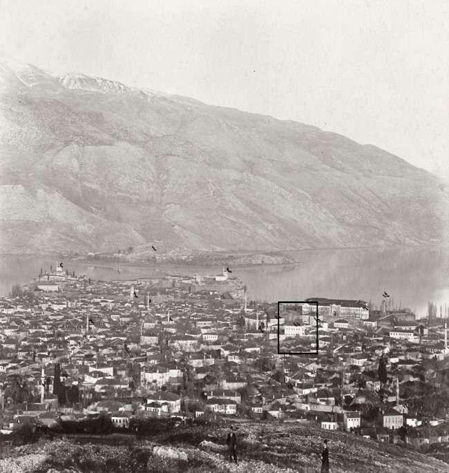 Γιάννενα. Παλιά φωτογραφία. (1896)