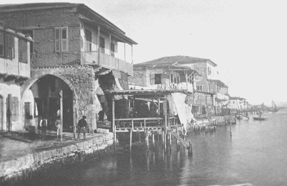 Λάρνακα, Κύπρος, 1878