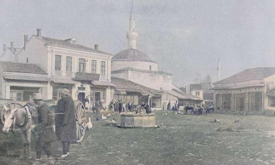 Το Μοναστήρι (Μπίτολα), στα 1910.