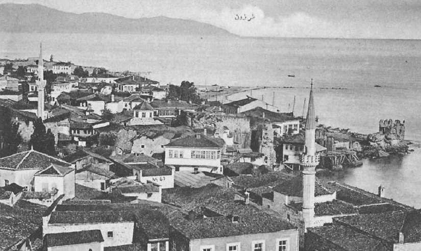 Τραπεζούντα, 1910