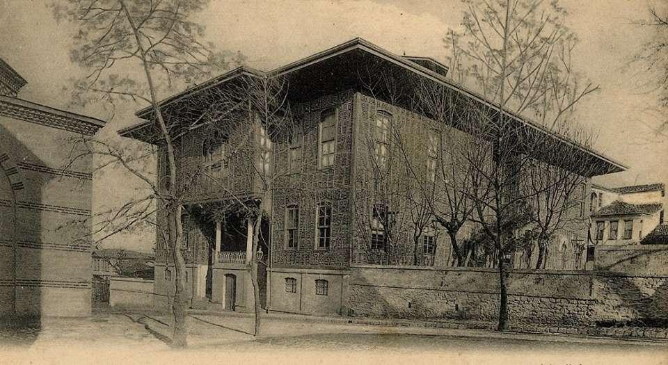 Προύσα. (1900)