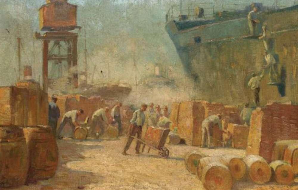 Ο Γεώργιος Ροϊλός (Στεμνίτσα Γορτυνίας, 1867 – Αθήνα, 28 Αυγούστου 1928) ήταν ένας από τους σημαντικότερους Έλληνες ζωγράφους της «Ομάδας του Μονάχου».