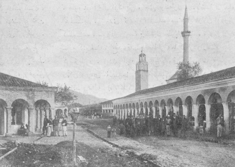 Τίρανα, Αλβανία, 1908