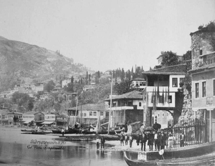 Τραπεούντα. 1877