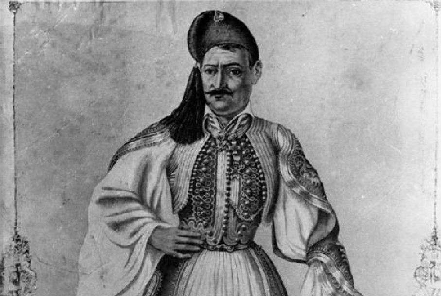 Ο Τσάμης Καρατάσος (1799- 1860) αποτελεί γνωστή φυσιογνωμία στην ιστορία της Μακεδονίας.