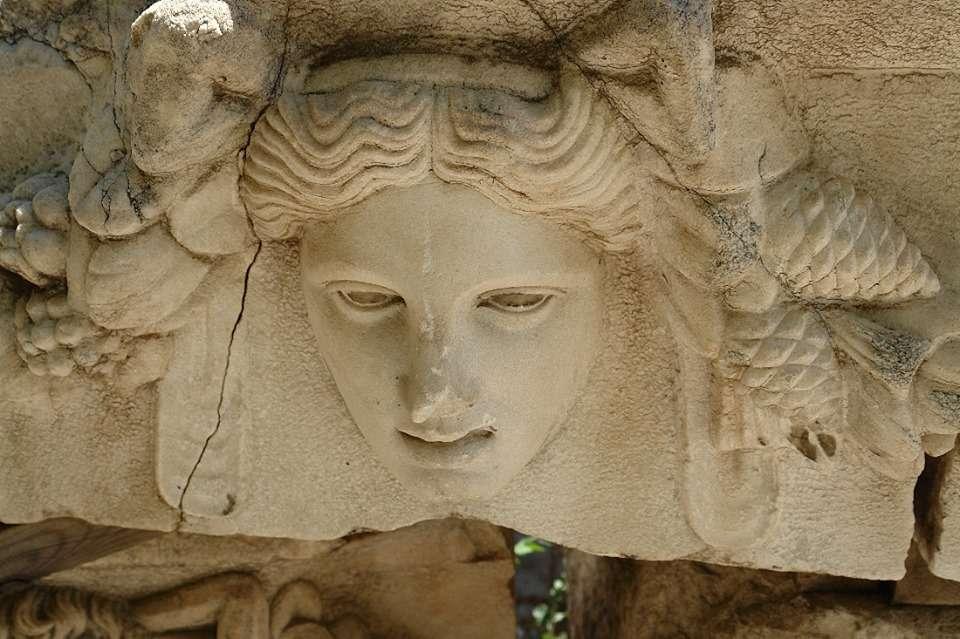 Αρχαία πόλη Αφροδισιάδα