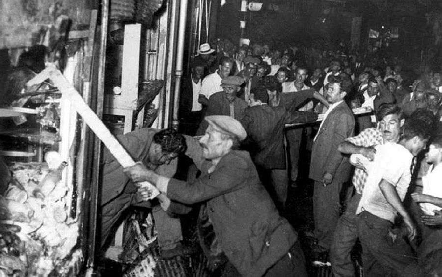 Τα Σεπτεμβριανά αποτελούν την κορύφωση της μαρτυρικής πορείας του Ελληνισμού της Πόλης, που χρονικά ξεκίνησε με την επανάσταση των ντονμέδων Νεοτούρκων το 1908.