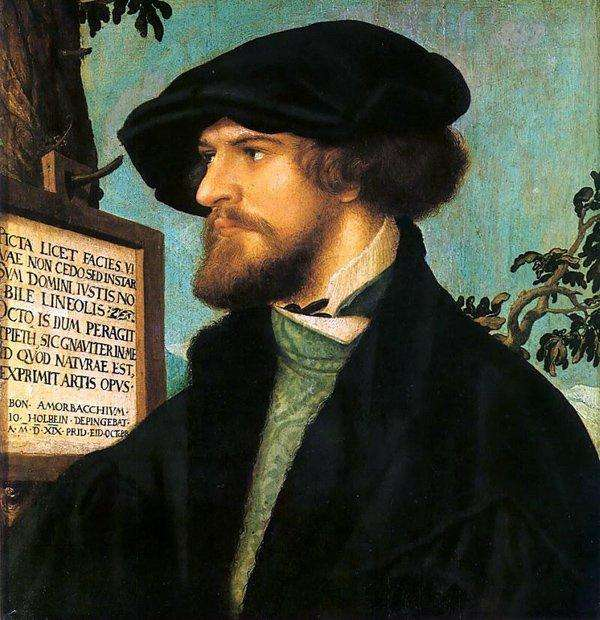 Ο Ολλανδός ανθρωπιστής και θεολόγος Ντεζιντέριους Έρασμους Ροτεροντάμους (Desiderius Erasmus Roterodamus), γνωστός ως Έρασμος του Ρότερνταμ ή απλώς ως Έρασμος