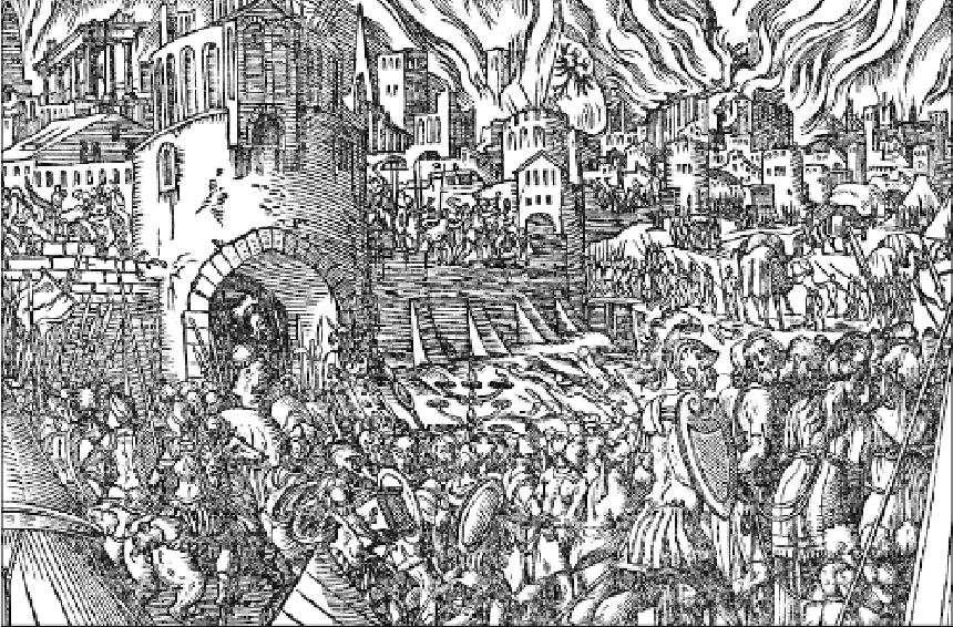 Η πολιορκία της Κρόιας